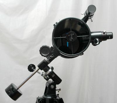 Celestron 127 EQ PowerSeeker Telescope Review