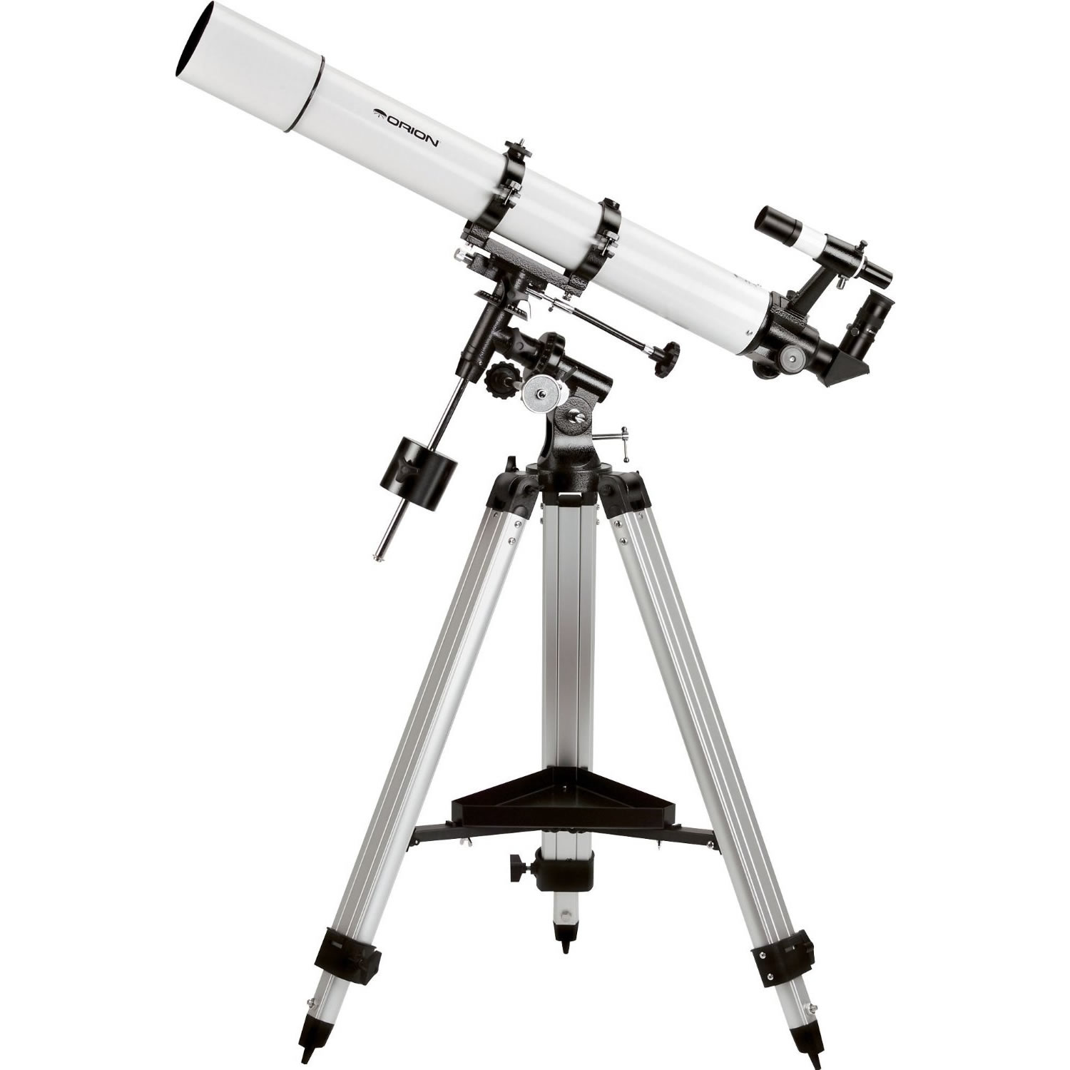 Orion 9024 AstroView 90mm Equatorial Refractor Telescope ...