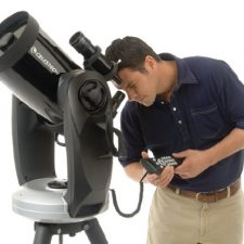 Celestron CPC 1100 StarBright XLT GPS Schmidt-Cassegrain 2800mm Telescope with Tripod and Tube