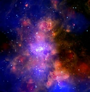 Molecular Clouds