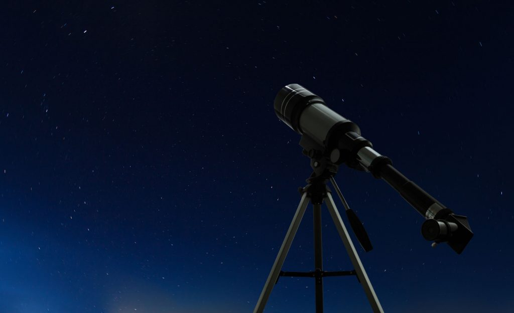 Nighttime Telescope