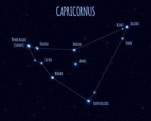 Capricornus Constellation